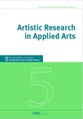 Artistic Research in Applied Art
